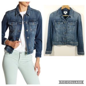 Paige Aveline Denim Jacket